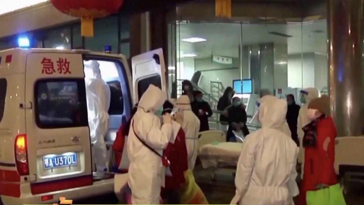 ยอดดับไวรัสโคโรนาในจีนพุ่ง 361 ราย