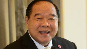 บิ๊กป้อม ลั่นไทยพร้อมเปิดบ้าน ให้ สหรัฐ-เกาหลีเหนือ คุยสันติภาพ