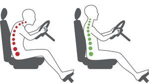 5 วิธี ปรับท่านั่งขับรถที่ถูกต้อง เพื่อช่วยลดอาการ ปวดหลัง แบบเห็นผล!!