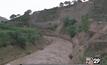 น้ำท่วมที่มณฑลส่านซีของจีน เสียชีวิต 7 ราย
