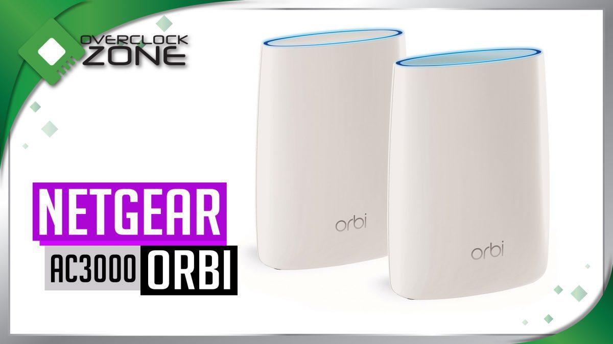 รีวิว NETGEAR ORBI RBS50 : AC3000 Wi-Fi System
