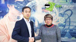 VR EDUCATE เทคโนโลยี VR ที่จะมาใช้ในระบบการศึกษาของประเทศไทย