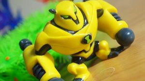 เบ็นเท็น เอสดี ฟิกเกอร์ คอเลคชั่น 2 จาก Big one toy