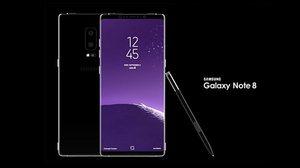 ยังไง!? สื่อนอกเผย Galaxy Note 8 จะไม่ฝังสแกนลายนิ้วมือไว้ใต้จอ
