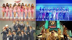 10 ข้อแตกต่าง ระหว่าง นักร้องเกาหลี VS นักร้องไทย