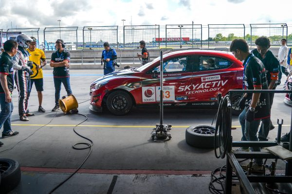 Mazda Motorsport Rcae 04