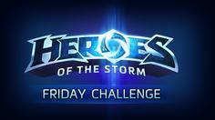 Heroes of the Storm Friday Challenge ประจำเดือนตุลาคมมาแล้ว