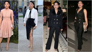 พระเจ้าหลานเธอ พระองค์เจ้าสิริวัณณวรีนารีรัตน์ ทอดพระเนตร แฟชั่นโชว์ Paris Fashion Week 2016