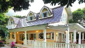 mahogany homes แสนหวานใน บ้านมะฮอกกานี