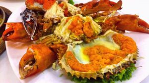 ร้าน สดดี ซีฟู้ด อาหารทะเลสด ปูตัวเป็นๆ บนเส้นราชพฤกษ์