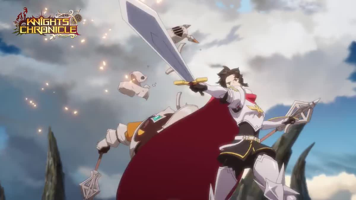 [ตัวอย่างเกม] Knights Chronicle Opening Animation Full ver.