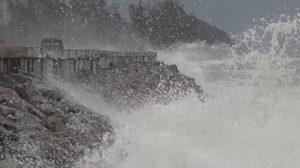กรมอุตุฯเผย 'พายุไคตั๊ก' ไม่รุนแรงเตือน 6จว.ภาคใต้รับมือฝนกลุ่มใหญ่