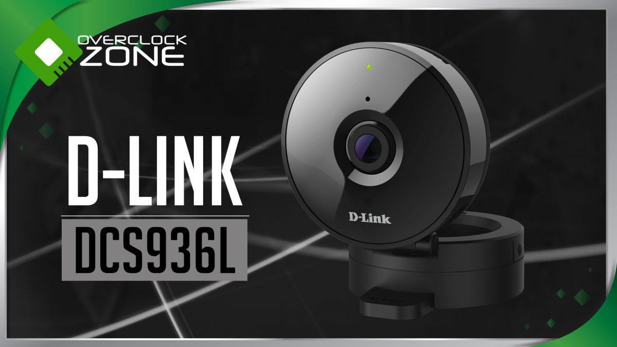 รีวิว D-Link DCS-936L : HD Wi-Fi Camera