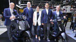 Vespa เผยโฉม Vespa Notte Special Edition 2 รุ่นใหม่ ที่ประเทศไทยครั้งแรก