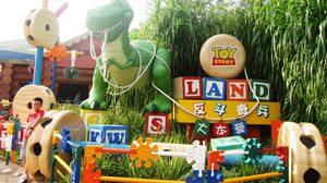 เที่ยวสวนสนุก ดิสนีย์แลนด์ ฮ่องกง