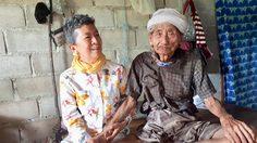 'ปู่คออี้' วัย 107ปี ทำบัตรประชาชนเป็นพลเมืองไทยโดยสมบูรณ์