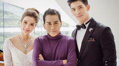 """จากสายเซ็กซี่สู่เส้นทางใหม่อีกครั้ง กับ """"น็อต กฤติน"""" ในนิตยสารแต่งงานเล่มแรกของเมืองไทย"""