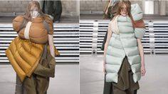 คอลเลคชั่นแรงที่สุด! หนาวนี้ยกให้ ริค โอเว่นส์ เจ้าของผลงาน ห่มผ้านวมสนั่นรันเวย์โลก