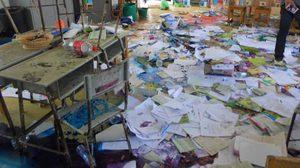 รวบเด็กแสบ บุกงัดห้องเรียนก่อนทำลายของพังยับ ด้านแม่ปล่อยโฮยอมชดใช้