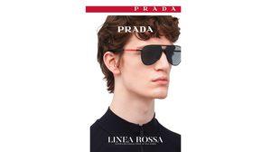 คอลเลกชันแว่นตาจาก PRADA LINEA ROSSA