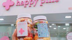 ยาเพิ่มความสุข! ไอเดียขนมเยลลี่ Happy pills ของฮิตใหม่เกาหลี