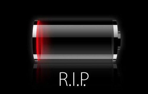 วิธีประหยัดแบต iPhone 5