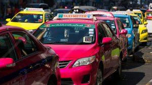 ภาระคนกรุง จ่อขึ้นค่าแท็กซี่รถติด 5% คาดทันภายในปี 62
