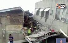 แผ่นดินไหวขนาด 6.8 เขย่าฟิลิปปินส์
