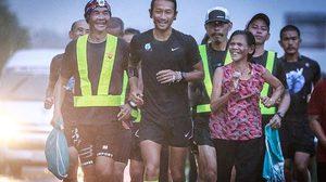 Phee Toon Soo Soo! Toon Bodyslam on 2,191 km Charity Run