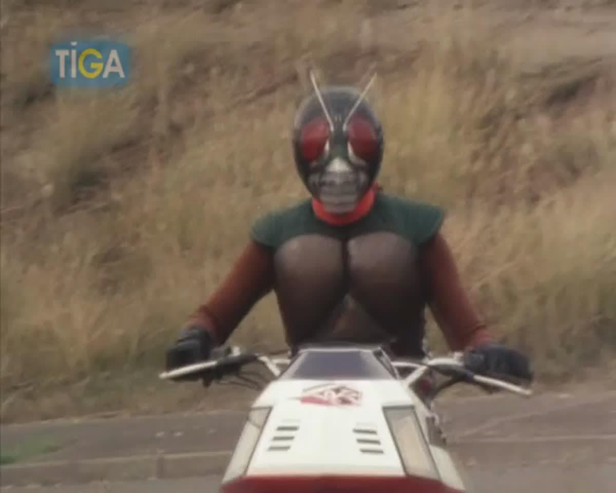 Masked Rider Skyrider ตอนที่ 15-3