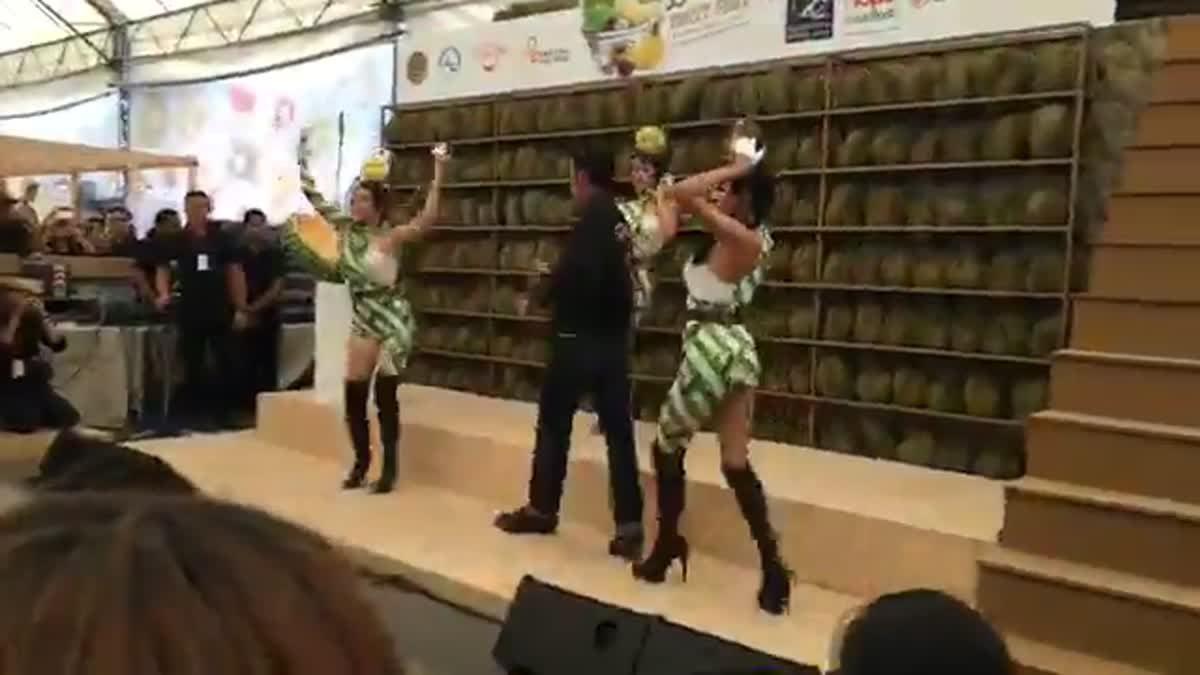 Thailand Amazing Durian & Fruit Fest 2017