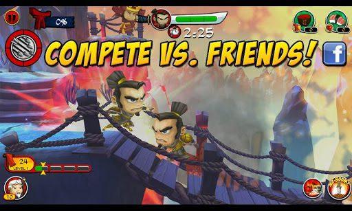 Samurai vs zombies 2 2