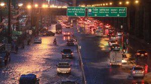 อุตุฯ เผย ไทยตอนบนมีฝนตกหนักบางพื้นที่ กทม.ฝนฟ้าคะนอง 70%