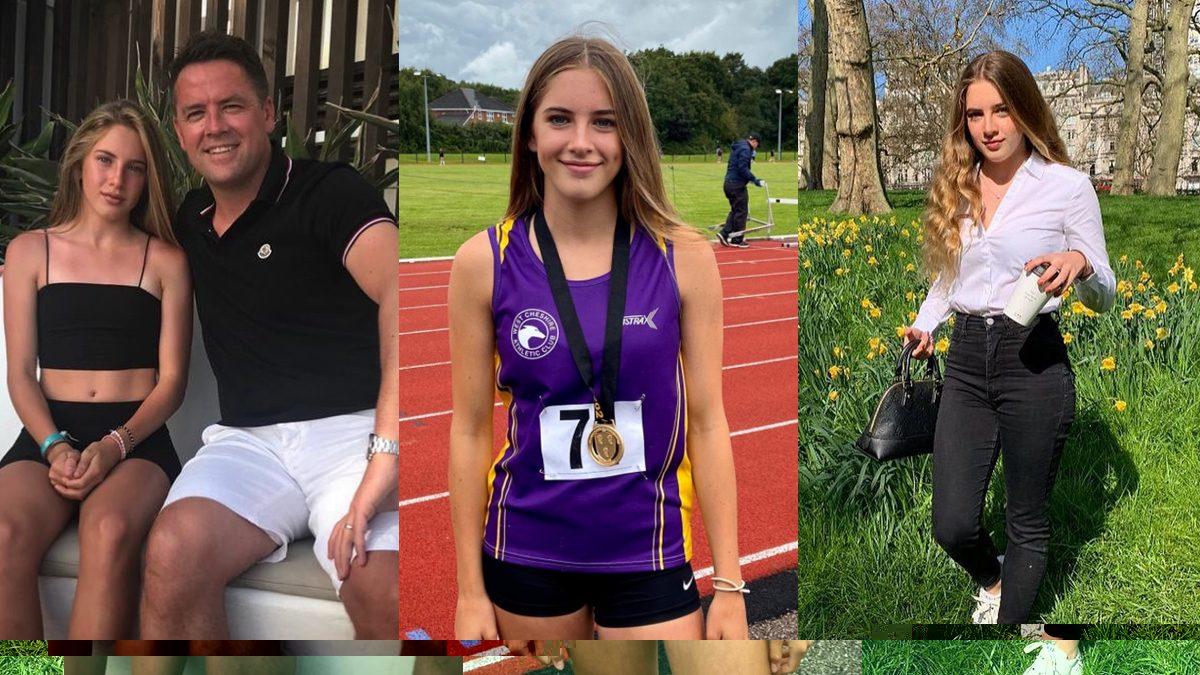 เอมิลี่ โอเว่น ลูกสาวไมเคิล โอเว่น สวยเก่ง ดีกรีแชมป์วิ่ง ระดับภูมิภาค