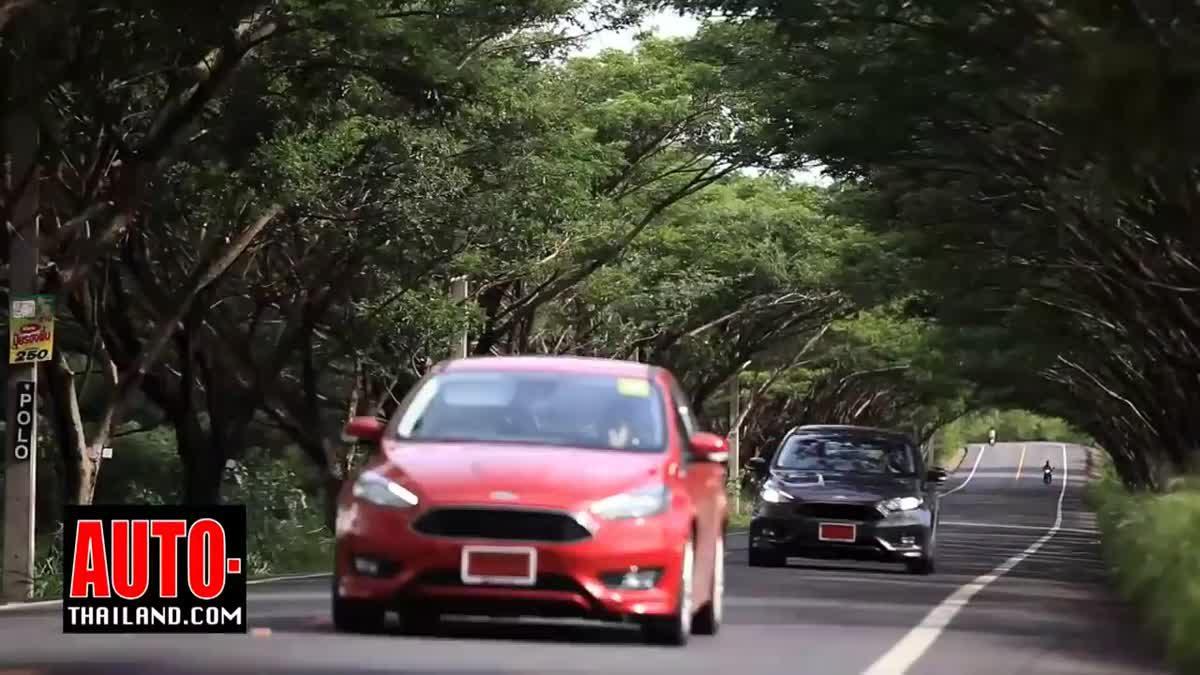 Testdrive Ford Focus 1.5L Ecoboost