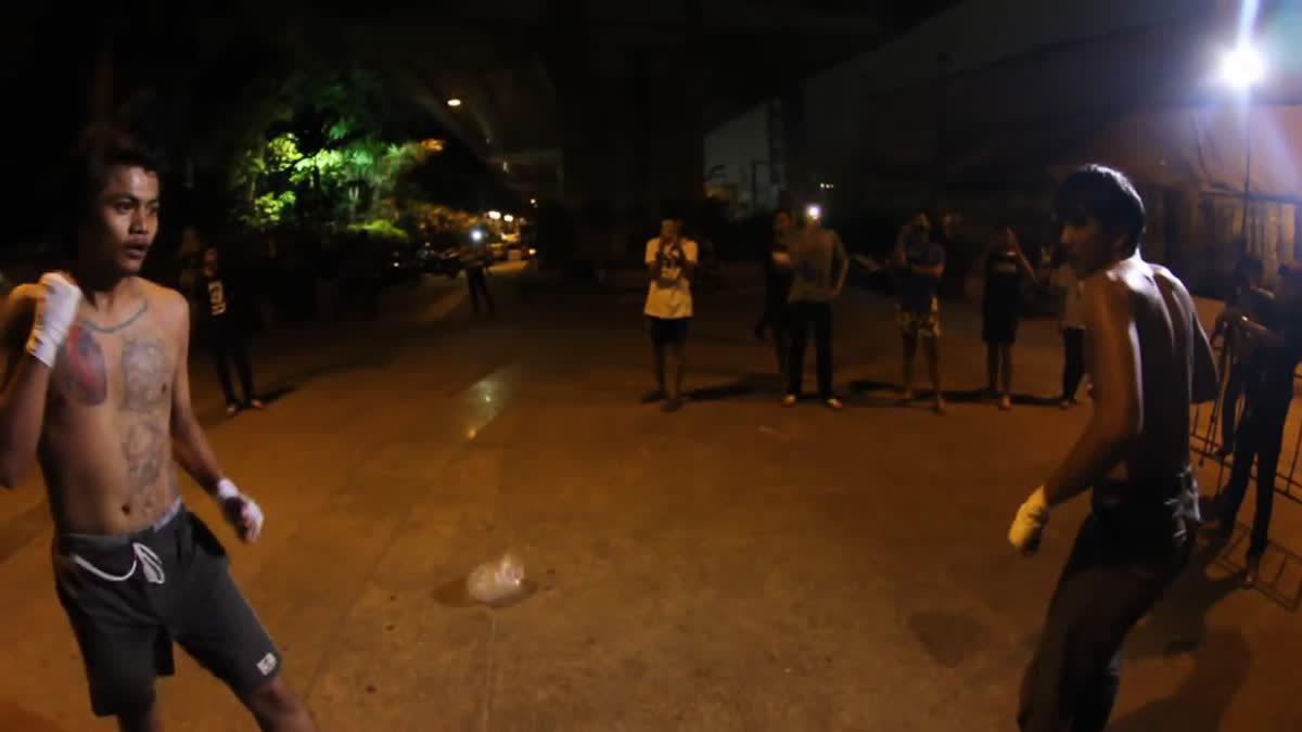 Fight Club Thailand เอ็ม x โจโจ้ คู่ที่ 3