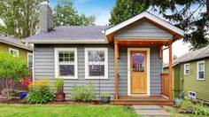รวมไอเดีย สร้าง บ้านขนาดเล็ก บนพื้นที่จำกัด กว่า 10 แบบ