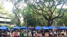 10 ตลาดนัดในรั้วมหาวิทยาลัย ชิม ช้อป ชิล