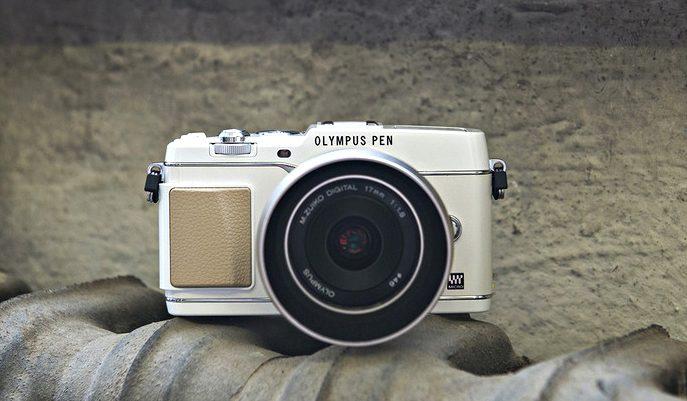 Olympus PEN E-P5 ชาร์มมิง สปิริต เพน !!