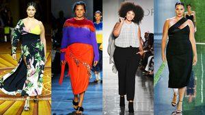 จงภูมิใจที่อ้วน!! นางแบบ plus-size เขย่ารันเวย์ New York Fashion Week 2018!!