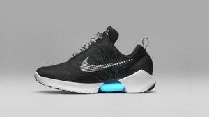 เปิดตัวอย่างเป็นทางการพร้อมราคา Nike รุ่น HyperAdapt ผูกเชือกอัตโนมัติ