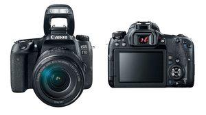 เปิดตัวกล้อง DSLR Canon EOS 77D รุ่นใหม่ล่าสุด จัดเต็มกับระบบเซนเซอร์