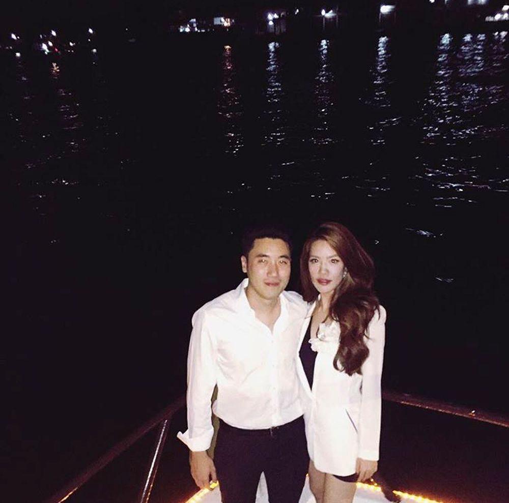 บนเรือสุดโรแมนติก