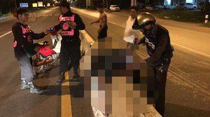 แก๊งซูซูรัน ป่วนเมืองชัยนาท เหิมหนักดักยิงคู่อริดับกลางถนน