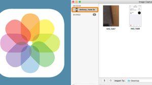วิธีย้ายรูป และคลิป จาก Camera Roll ใน iPhone, iPad ลงเครื่อง Mac หรือ PC ที่ง่ายที่สุด