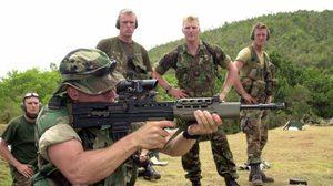 L85A1 Airsoft Gun ปืนจู่โจมมาตรฐาน สุดเท่!!