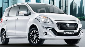 Suzuki เตรียมเปิดตัว Ertiga 2018 ที่ประเทศอินเดีย
