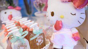 ชวนสาวกเฮลโลคิตตี้ มาชมบรรยากาศน่ารักๆ ในร้าน Hello Kitty