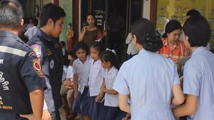 'นมโรงเรียน' ทำพิษ ! นักเรียน 83 คน ปวดท้อง-อ้วก ต้องหามส่งรพ.