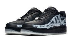 Nike เตรียมต้อนรับเทศกาลฮาโลวีนด้วยรองเท้า Air Force 1 Black Skeleton สีใหม่ล่าสุด